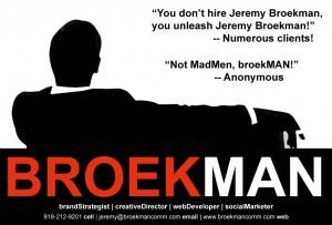 """""""broekman"""